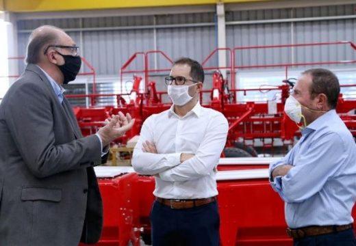 El fabricante de maquinaria agrícola Crucianelli anunció una inversión de 10,8 millones de dólares.