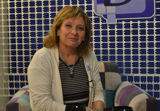Raquel Di Paola fue designada en PAMI Cañada de Gomez.