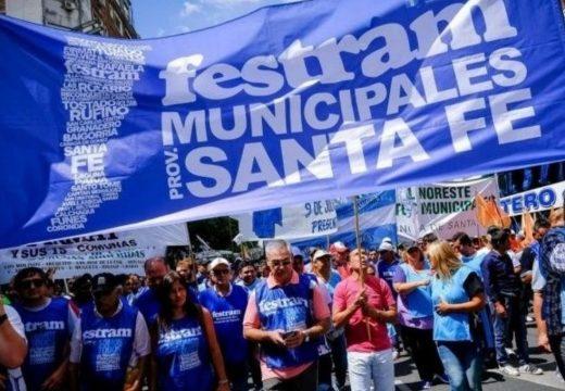 Los municipales realizarán un paro este jueves 13 de agosto.