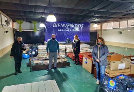 Cañada de Gómez. Municipio e instituciones completaron colecta solidaria para Purmamarca y Humahuaca.
