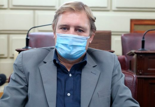 La Cámara de Senadores aprobó tres proyectos de Cornaglia.