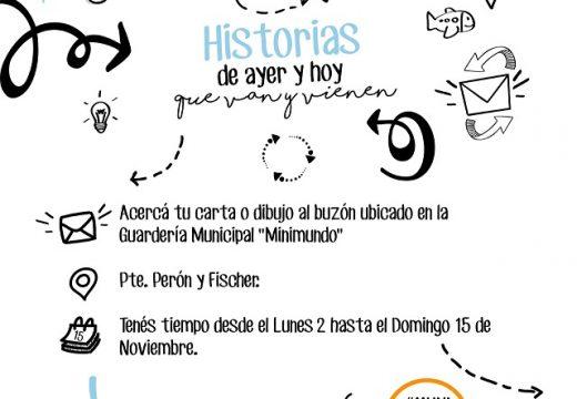 """Proyecto """"Historias de ayer y hoy que van y vienen""""."""