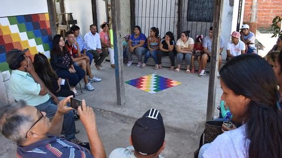 Santa Fe celebra del Día del Respeto a la Diversidad Cultural.