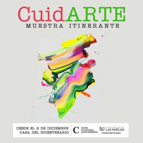 «CuidARTE» llegó a Las Parejas.
