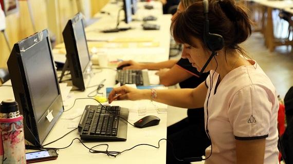 Coronavirus: Iapos atendió más de 85 mil llamadas de afiliados desde septiembre.
