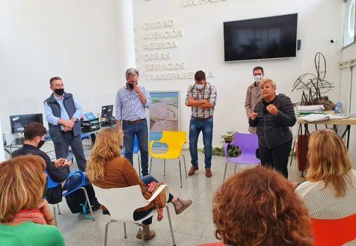 Cañada de Gómez. La intendenta entregó nuevos aportes del FAE a las escuelas.