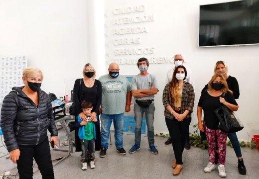 Cañada de Gómez. Municipio y Fudeca entregaron créditos de la Agencia de Desarrollo.