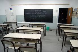 1er día de paro de los docentes nucleados en Amsafe.