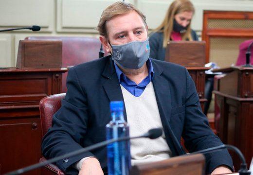 Cornaglia realizó un pedido de informes al gobierno por la inseguridad en el Dto. Belgrano.