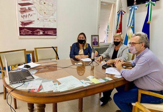 Cañada implementará programa provincial para ayudar a víctimas de violencia de género.