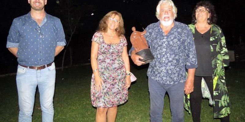 Orlando Vera Cruz recibió el Premio «Julio Migno 2020».