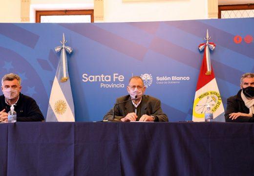 El gobierno provincial lanzó la plataforma digital de trámites para municipios y comunas santafesinos.