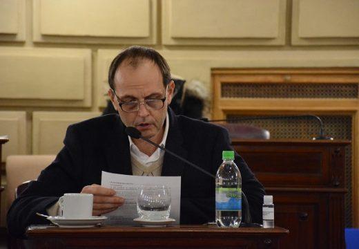 Media sanción a 4 proyectos de ley del Senador Rasetto.