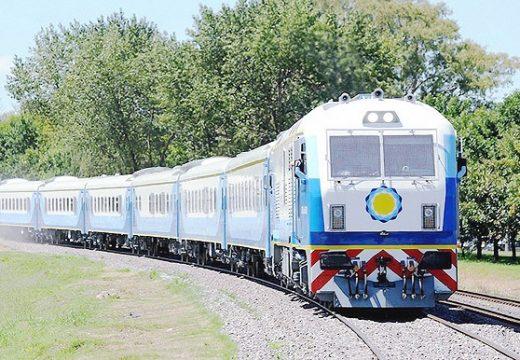 Se anunció el tren de pasajeros Cañada de Gómez Rosario Norte.