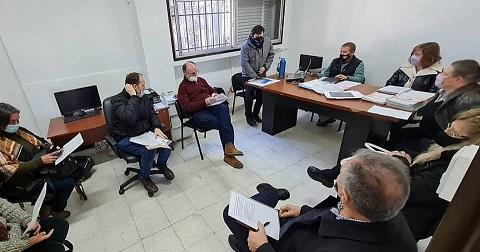 Gestiones hídricas por parte de Rasetto, las Presidentes Comunales de Iriondo y la intendente de Totoras.
