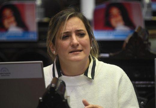 La diputada nacional Lucila Lehmann rechaza la instalación de La Salada en la provincia de Santa Fe.