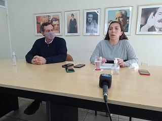 Armstrong. El municipio presentó una denuncia por venta de estupefacientes en la ciudad.