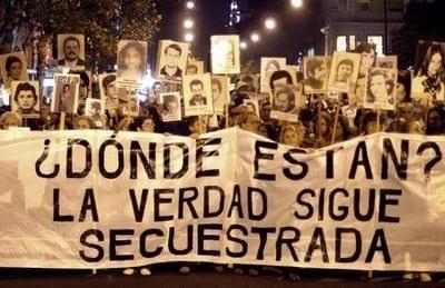 30 de Agosto – Día Internacional del Detenido Desaparecido.