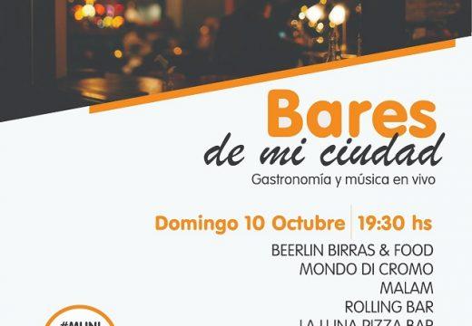 Armstrong. Este domingo…nuevamente «Bares de mi Ciudad».