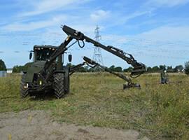 demining machine 4