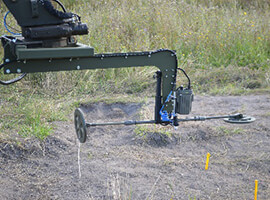 metal detection equipment