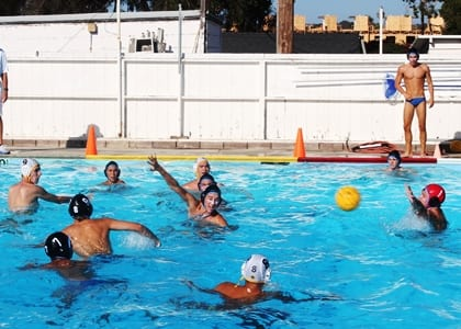 Elvis Indrieri - ANA Water Polo
