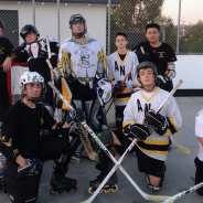 Hockey Returns to Army and Navy Academy