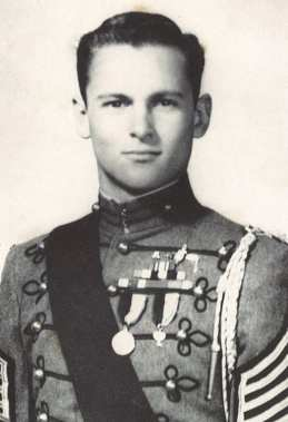 1956 - Carl Morris as a Cadet (2)