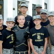 Adjusting to Life as a Cadet at ANA