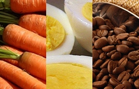 CARROT, EGG OR COFFEE BEAN, WHICH ARE YOU?