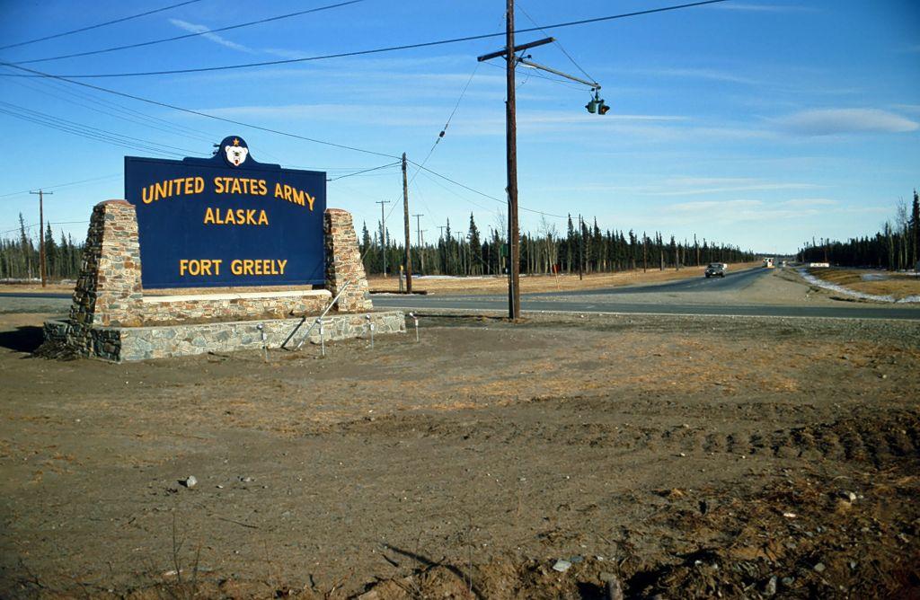 Fort Greely Ak Alaska U S Army Bases History Locations