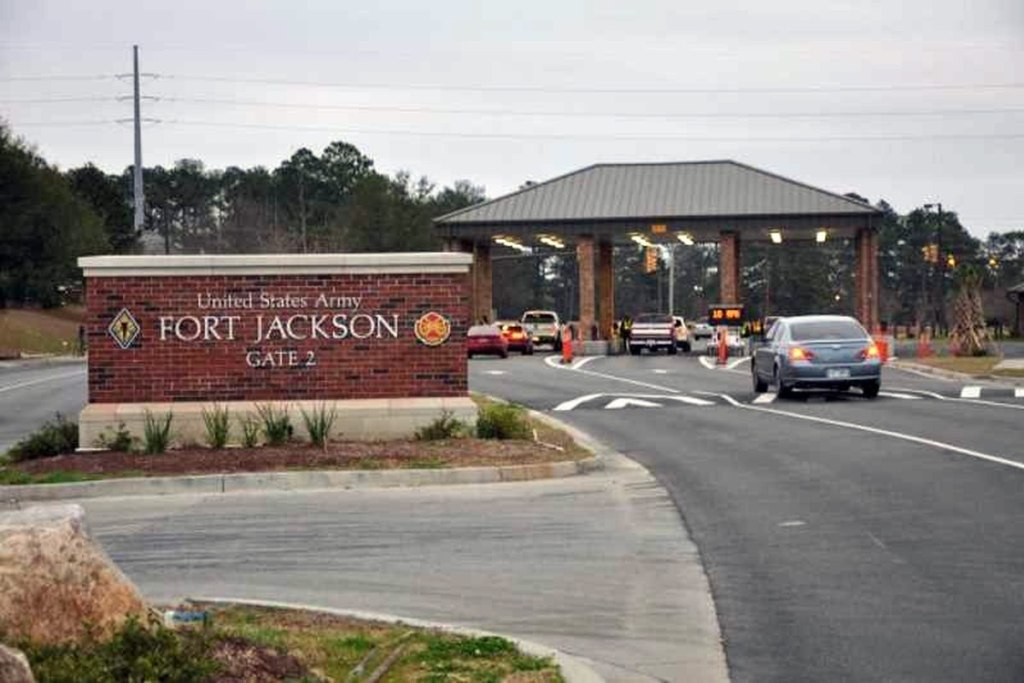 Image result for PHOTOS OF FORT JACKSON SC