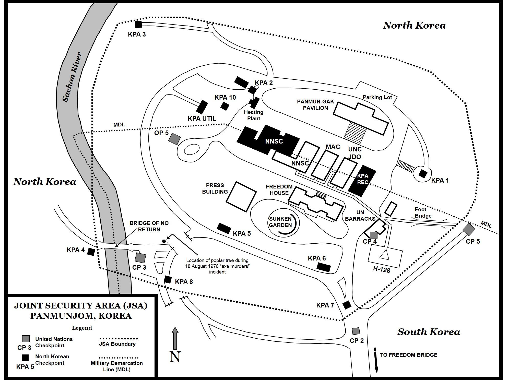 A Forty Minute Korean War The Soviet Defector Firefight