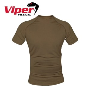 Viper Mesh-tech T-Shirt – Coyote