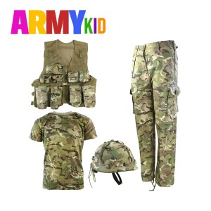 Kids Number 1 Army Combo Set BTP
