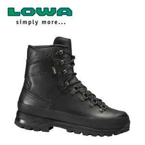 Lowa Mountain GTX Boot – Black