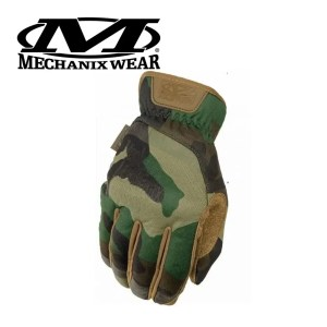 Mechanix Fastfit Gloves – Tactical Woodland