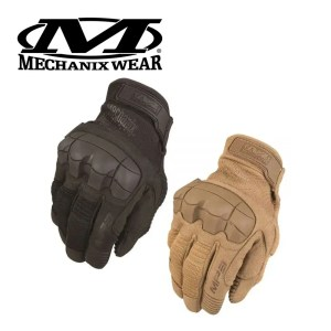 Mechanix M-Pact 3 Gloves – Coyote or Covert Black