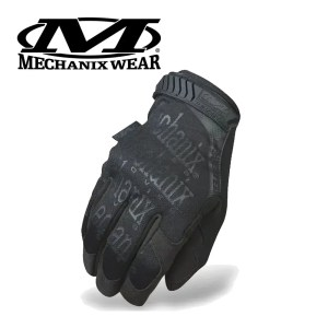 Mechanix Original Gloves Covert Black
