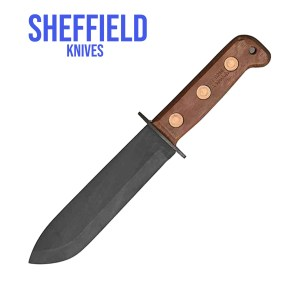 Survival Knife MOD – Wood Handle
