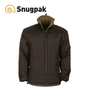 Snugpak Sleeka Elite Reversible Jacket – Black / Olive