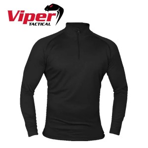 Viper Mesh-tech Armour Top – Black