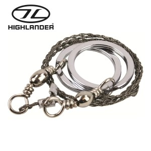 Highlander Survival Wire Saw