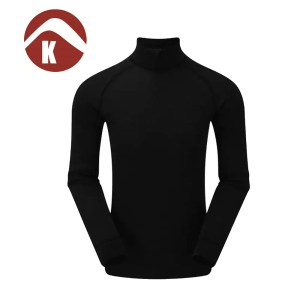 Keela Merino L/S Top -Black