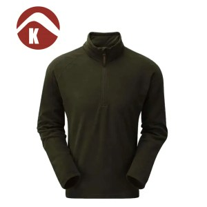 Keela Micro Pulse Top – Olive Green