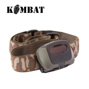 Kombat Military LED Headlamp