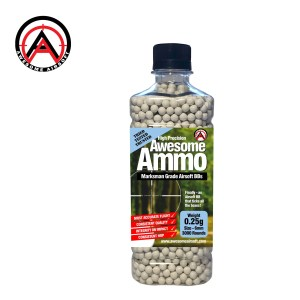0.25g Awesome Airsoft High Precision Marksman Grade BB