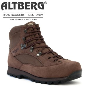 Alt – Berg Military Base Boot MK 2 (2019)