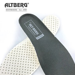 ALTBERG ORIGINAL AIRGRID FOOTBED – GREY