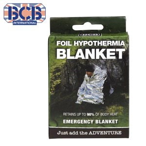 BCB Reflective Survival Blanket